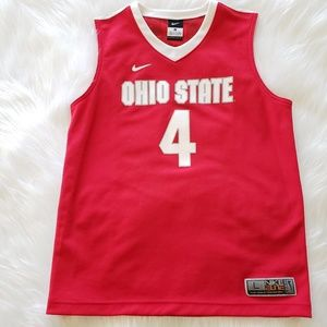 Nike Ohio State #4 Basketball Jersey, Boys L